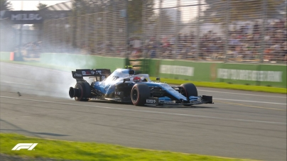 Nieudane kwalifikacje Roberta Kubicy: Hamilton zdominował rywali