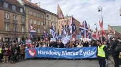 Narodowy Marsz Życia przeszedł pomyślnie ulicami Warszawy