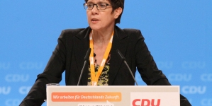 Za zachodnią granicą polityczna wrzawa – CDU oczekuje na nowego lidera