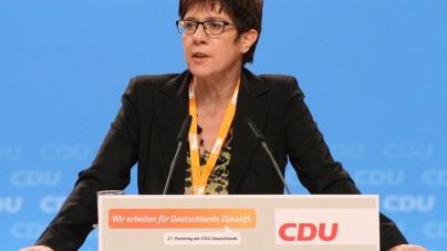 Przewodnicząca CDU: Przestępcy doskonale wykorzystują Schengen