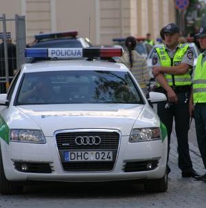 Litewscy policjanci otrzymają dodatkowy dzień wolny od pracy