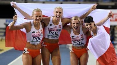 Halowe Mistrzostwa Europy: Polscy lekkoatleci podbili Glasgow