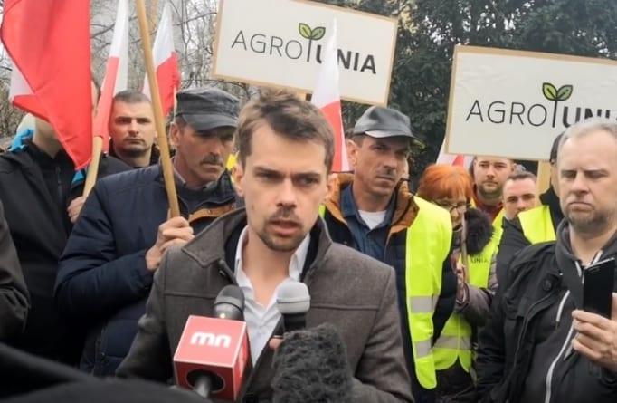 Zgoda zarejestrowana w sądzie: Michał Kołodziejczak zmienia nazwę partii