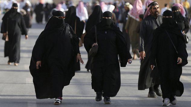 Google dyskryminuje kobiety w Arabii Saudyjskiej