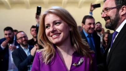 Czaputova wygrała drugą turę. Słowacja ma nowego prezydenta