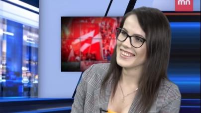 Podgórna: We Lwowie czuć polskość na każdej kamienicy [WIDEO]