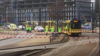 Holandia: Mężczyzna strzelał do pasażerów tramwaju. Trwa obława antyterrorystów