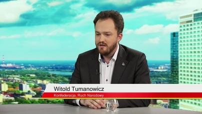 Tumanowicz: Pragniemy aby Europa wróciła do swoich korzeni