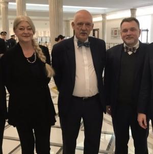 Prof. Osadczy (Konfederacja): Polityka wschodnia PiS jest bezczelna i cyniczna