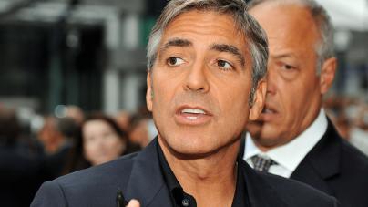 George Clooney wzywa do bojkotu paryskich hoteli należących do sułtana Brunei