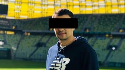 Były reprezentant Polski zatrzymany przez Policję