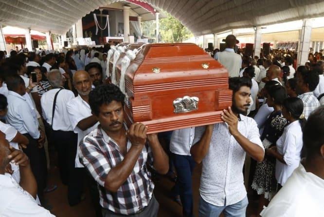 Sri Lanka: Aresztowano powiązanego z zamachami Syryjczyka