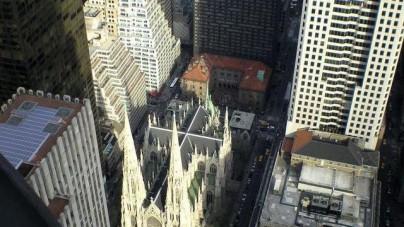 Chciał podpalić nowojorską katedrę – został w porę obezwładniony
