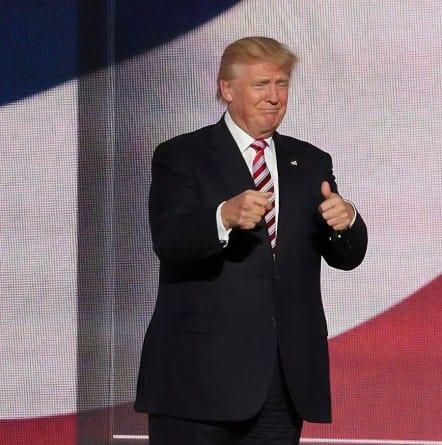 Donald Trump chce wysłać imigrantów lewakom