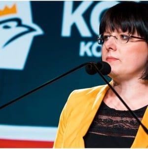 """Prof. Bartyzel bez ogródek o Godek: """"Potwierdziła stereotyp rozkapryszonej i niestałej kobietki"""""""