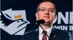 """Winnicki odpowiada na atak Korwin-Mikkego: """"Hasła narodowe są Polsce niezbędne"""""""