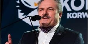 """Tarcia w Konfederacji? Jakubiak do Korwina: """"To już partia JKM?"""""""