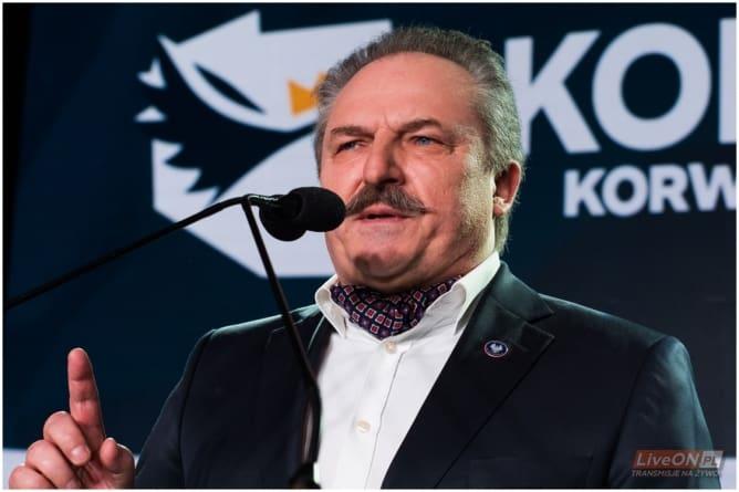 """Posłowie Kukiza w Konfederacji? Jakubiak przekonuje: """"Uratują się wtedy, gdy przystąpią do nas"""""""