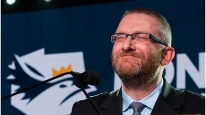 Grzegorz Braun o jeden głos wygrywa z K. Bosakiem w Opolu! Wyniki