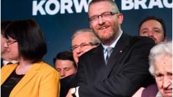 Braun: Konfederacja robi wyłom, powiększa lukę w systemie [WIDEO]