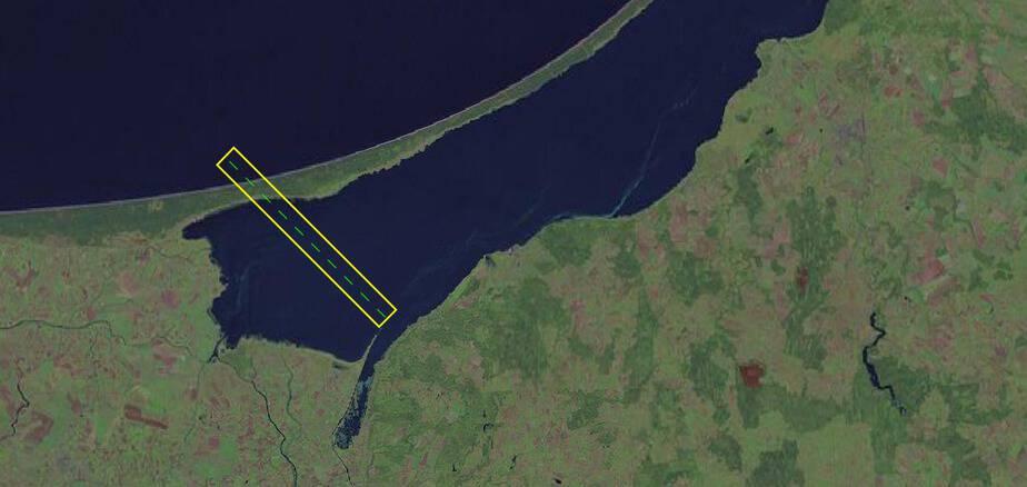 Plany przekopu Mierzei Wiślanej niepokoją Kaliningrad