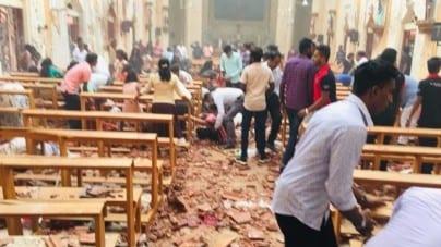 Zamachy na Sri Lance przeprowadziła radykalna grupa islamska