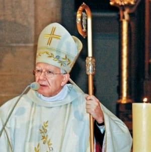 """Ukraiński biskup broni abp. Jędraszewskiego: """"Przypomina to początki ZSRR"""""""