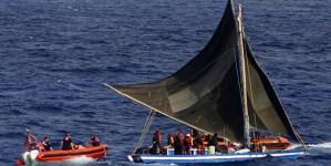 Włosi nie wytrzymali napływu migrantów. Proszą o pomoc resztę Europy