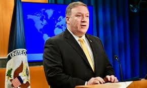 """""""Pompeo stracił rozum"""": Chiny zaprzeczają twierdzeniu USA, że przedłużają kryzys w Wenezueli"""