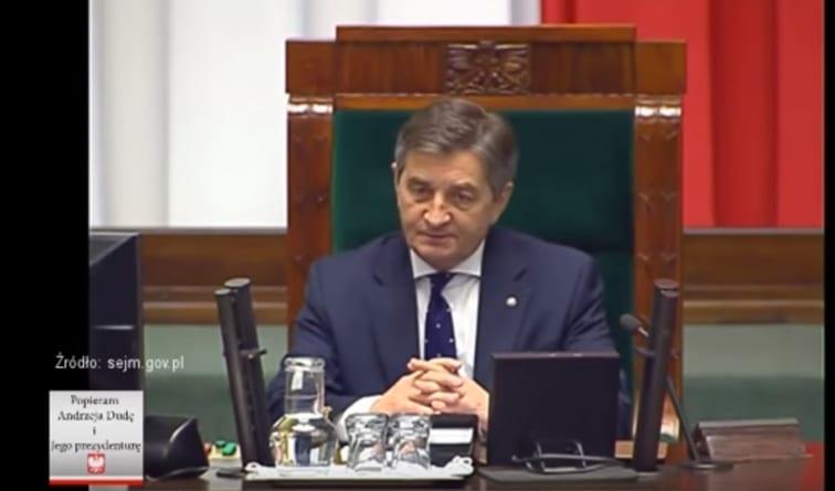PILNE! Debata ws. ustawy 447 zablokowana przez Marszałka Kuchcińskiego