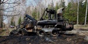 Atak ekoterrorystów w Polsce. 20 tysięcy złotych za schwytanie sprawców