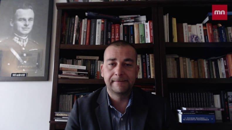 """Arkadiusz Cimoch: """"Trzeba naciskać na polityków, aby przestali kręcić w sprawie ustawy 447"""" [WIDEO]"""