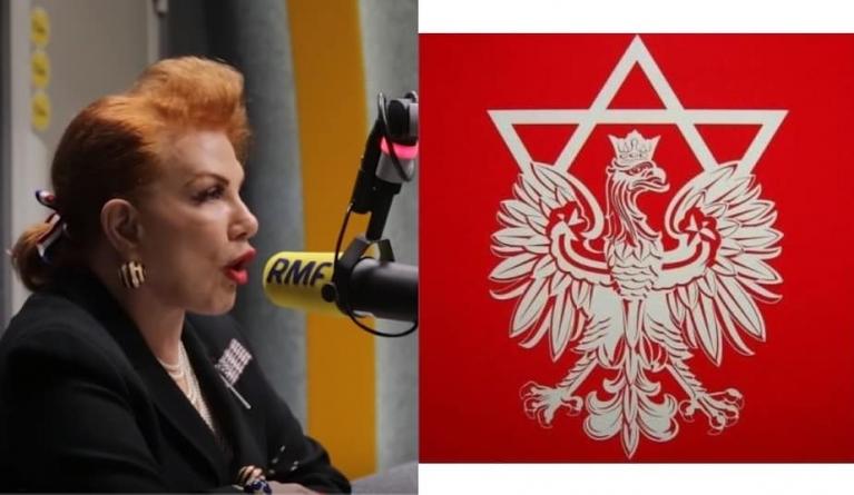 """Mosbacher prowokuje życzeniami? Internauci odpowiadają: """"Tu nie Polin, tu Polska"""""""