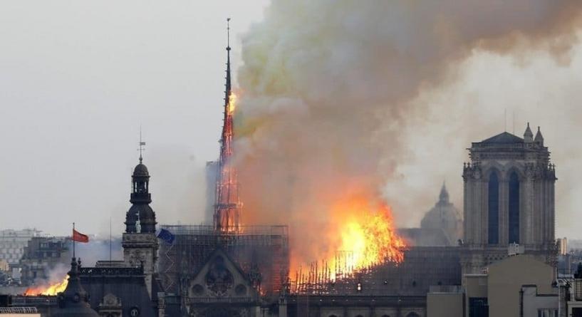 Nowe informacje w śledztwie ws. pożaru Notre Dame. Wykluczono jeden z powodów