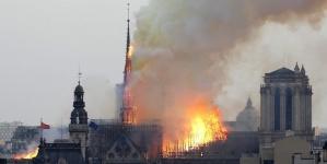 Pierwszy raz od 200 lat nie odbędzie się pasterka w paryskiej katedrze Notre Dame