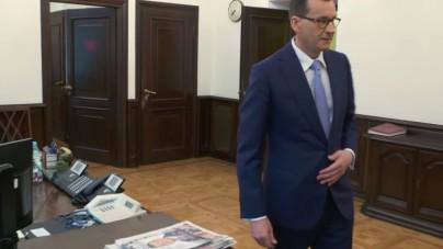 Morawiecki otrzymał rekomendację kontynuacji rządu
