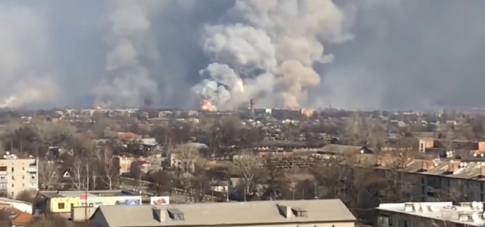 Rosja: pożar w elektrowni pod Moskwą