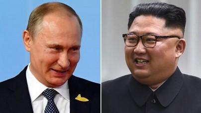Spotkanie w Władywostoku: Kim i Putin przyjaciółmi?