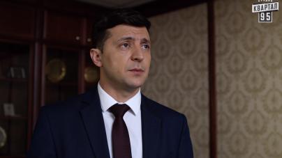 Komik wygrał I turę wyborów na Ukrainie [WYNIKI]