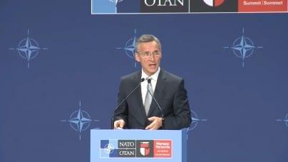 Sekretarz Generalny NATO grozi Rosji reakcją za brak uratowania traktatu INF
