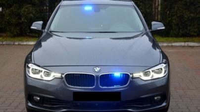 Niemiecki koncern motoryzacyjny wygrał przetarg na radiowozy policyjne