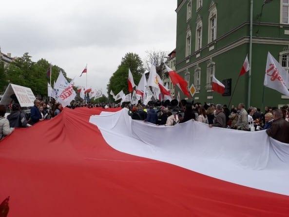 """Marsz dla Życia w Szczecinie – """"Miłość większa niż…"""" [WIDEO]"""