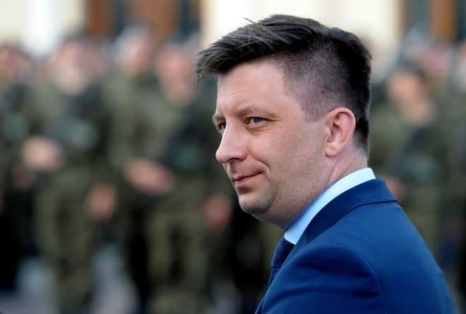 Rzecznik rządu: Dworczyk odpowia za budowę szpitala polowego na Narodowym