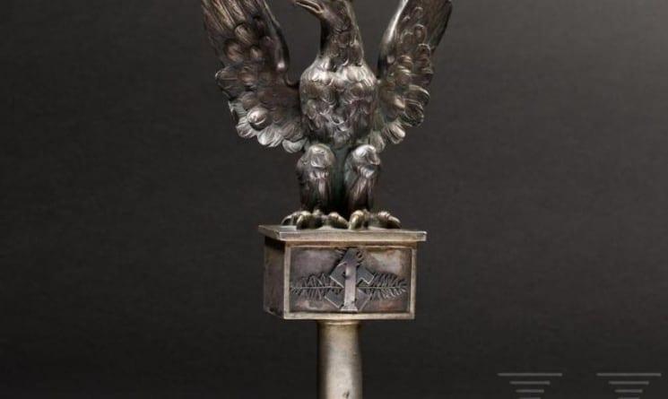 Niemcy: Hermann Historica wystawił na sprzedaż polskiego orła ze swastyką