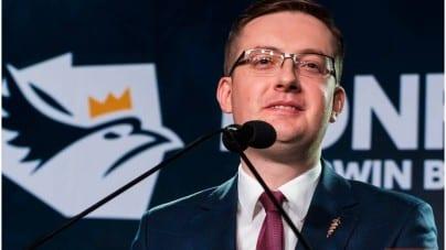 Winnicki na marszu #stop447 : polscy patrioci pójdą na wybory