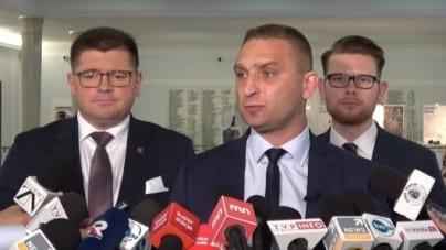 """Kukiz'15 poparł obywatelską inicjatywę ustawodawczą Bąkiewicza: """"Będziemy zbierać podpisy"""" [WIDEO]"""