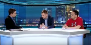 Michał Rachoń z TVP współpracował z Otwartym Dialogiem [VIDEO]