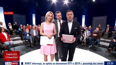 """""""Czerwona kartka dla TVPiS"""" – Konfederacja ostro o cenzurze swoich polityków"""