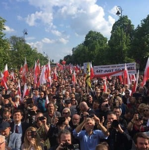 Będzie protest?! P. Kryszczak z Rot Niepodległości o #STOP447 [WIDEO]