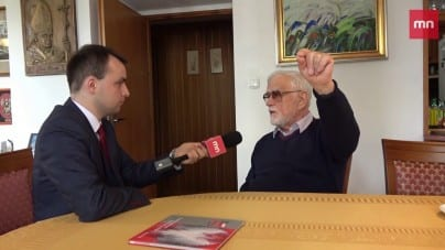 Jan Pietrzak broni narodowców i krytykuje antykatolickich demagogów! [WIDEO]